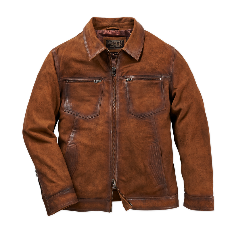 Steamboat Leather Jacket