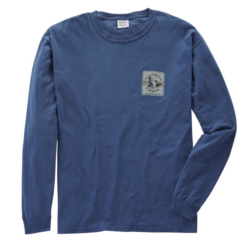 Mallard Vintage Long Sleeve Tee Shirt