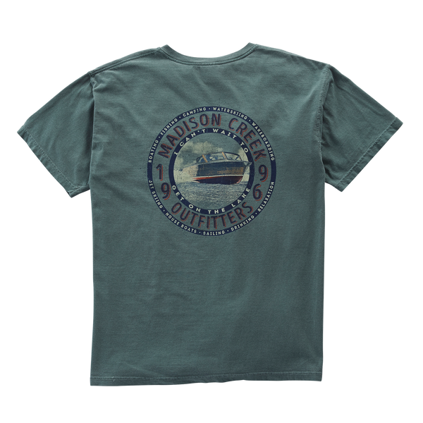 Boating Vintage Tee Shirt