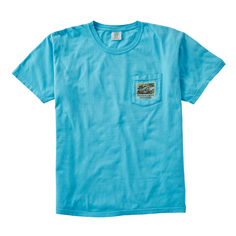 Paradise Fishing Tee Shirt