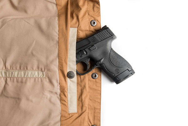 Jean Conceal Carry Jacket