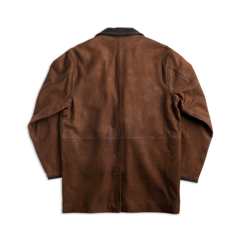 Leather Travel Jacket