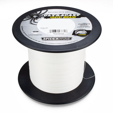 Ultracast Invisi Braid - 8 Carrier 0 30mm  (Meter) Fra Bulkspole