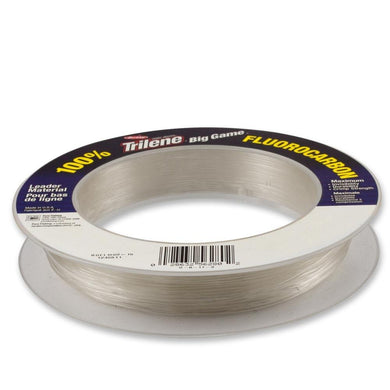 Big Game Fluorocarbon Leader 0 61mm