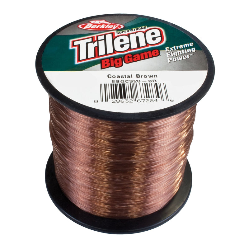 Trilene Big Game 1/4 lb Spule 0,30mm 1000m brown