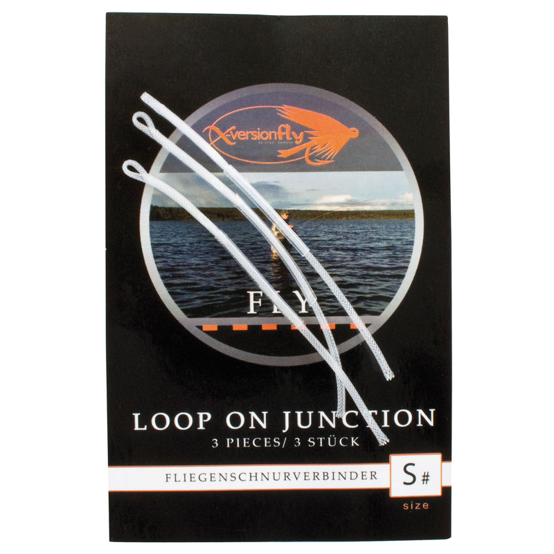Loop on Junction, 3 Stück, Gr S
