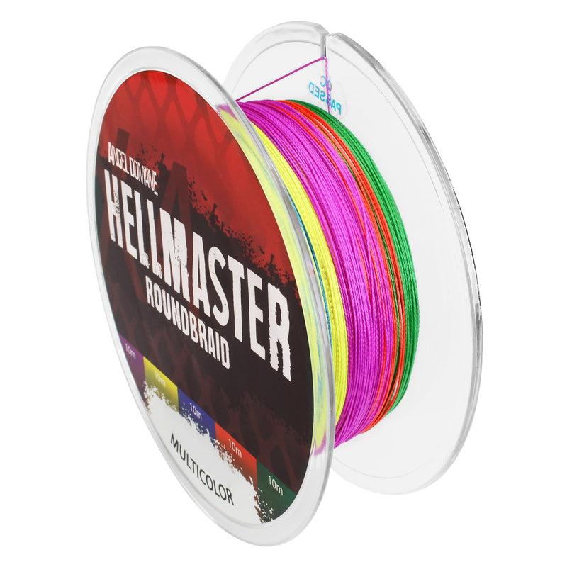 Hellmaster Rundbraid Fletline  0,16mm