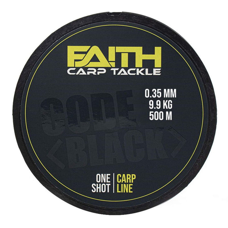 Faith Code Black (One Shot) 500m