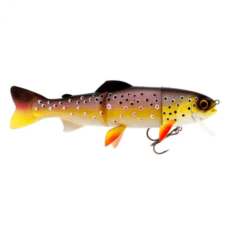 Tommy the Trout Swimbait Brook Trout