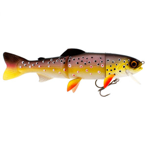 Tommy the Trout Swimbait Brock Trout 15cm