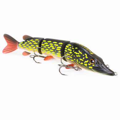 Mike the Pike HL Real Swimbait Sinking Pike 22cm 80g