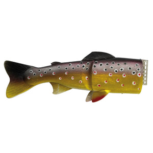 Tommy the Trout Swimbait Ersatzkörper Brook Trout