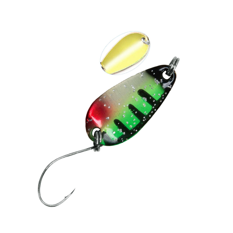 Trout Spoon II 1,80 g firetiger/gold