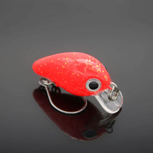 Trout Crank 2,5cm 1,6g Red