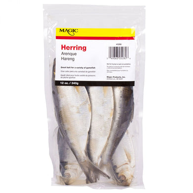 Preserved Herring 12 oz bag