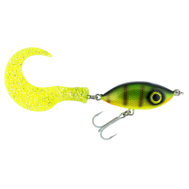 Svartzonker McMio Junior slow sinking 22g - Fluorescent Perch