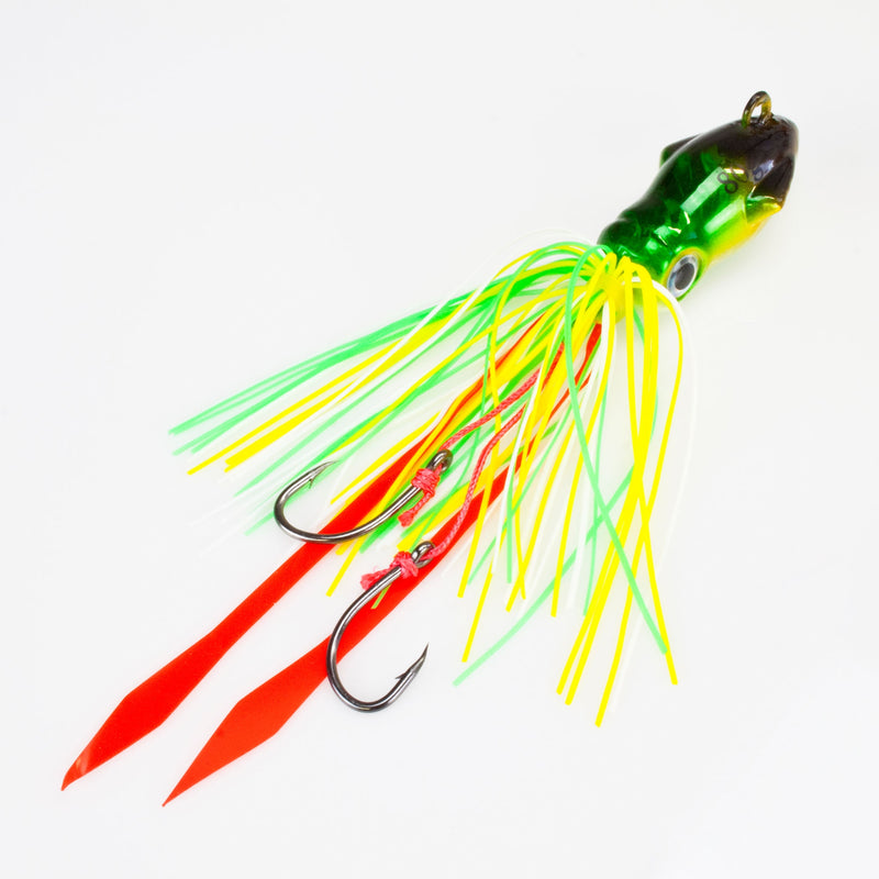 Exquisite Squid Jig WP 15 Farbe 07 80g