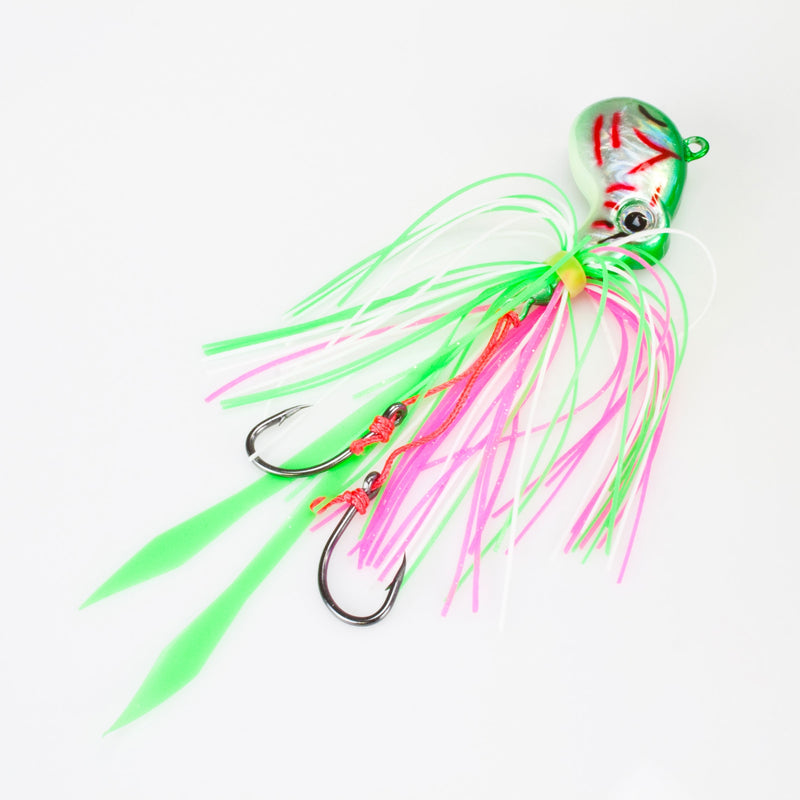 Exquisite Squid Jig WP 25 Farbe 04 60g