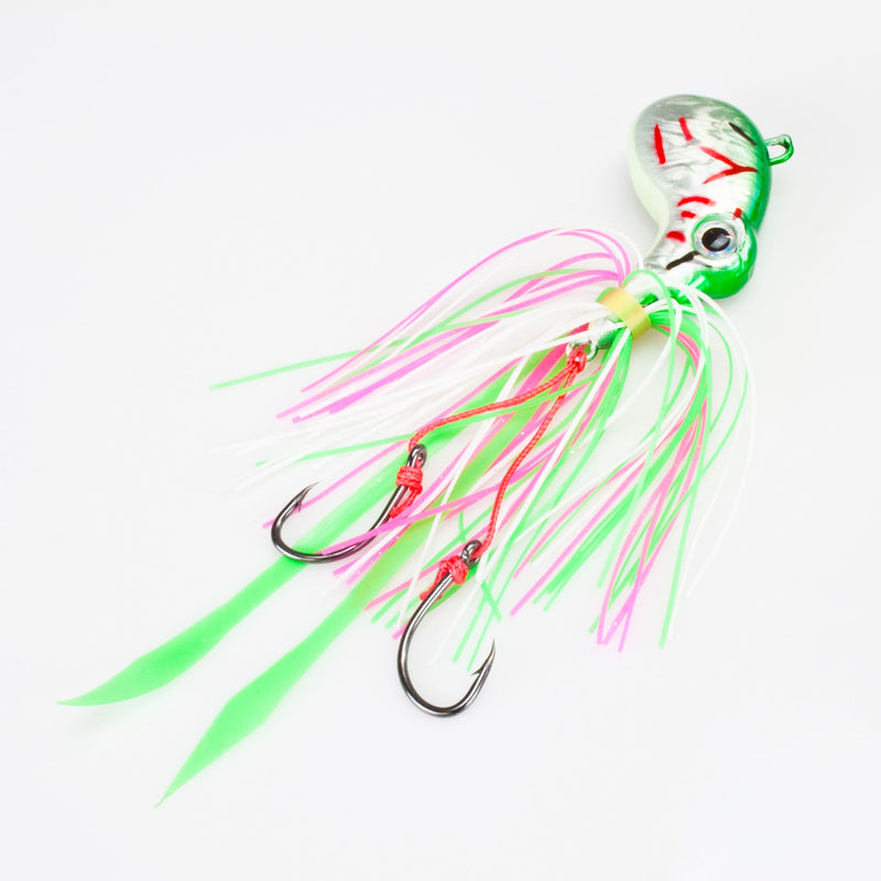 Exquisite Squid Jig WP 25 Farbe 04 80g