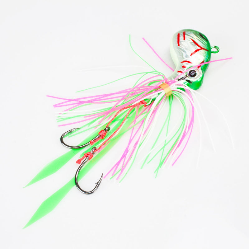 Exquisite Squid Jig WP 25 Farbe 04 100g