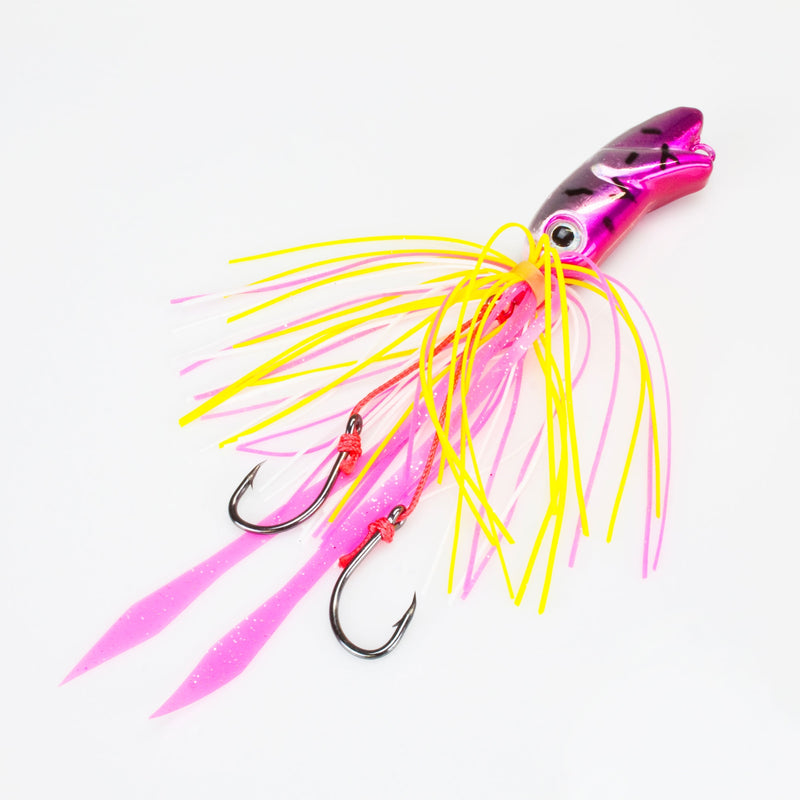 Exquisite Squid Jig WP 26 Farbe 06 60g