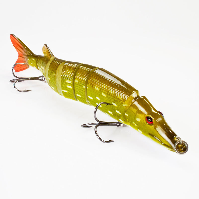 Der Hecht Swimbait 20,0cm Hot Pike