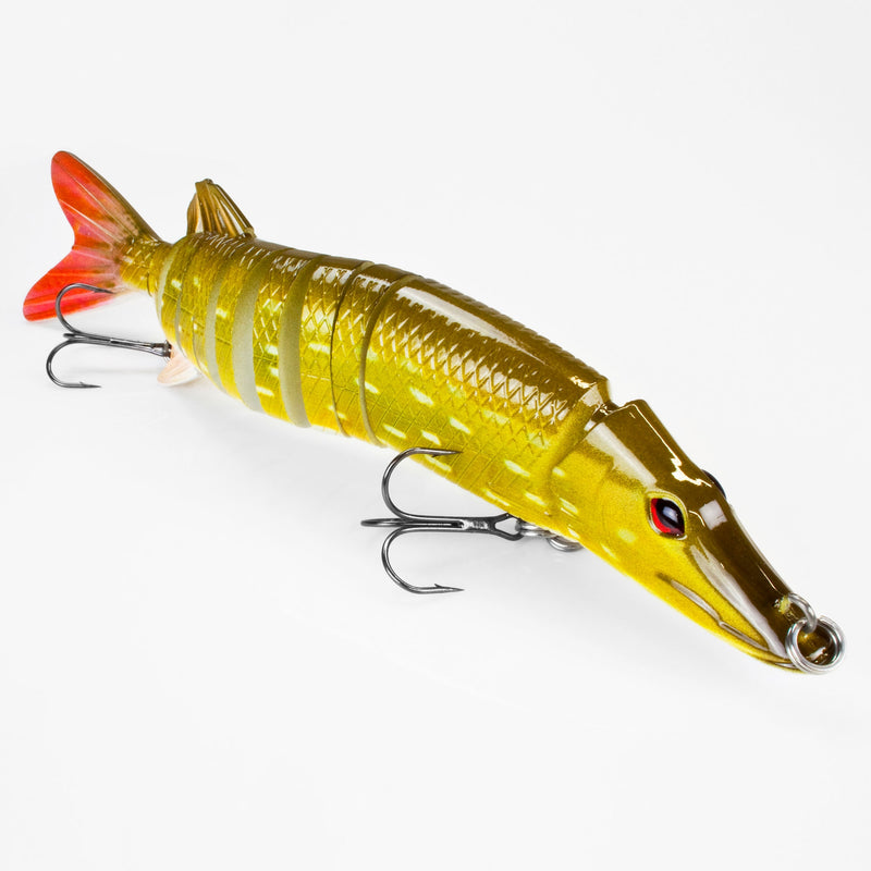 Der Hecht Swimbait 30,0cm Hot Pike