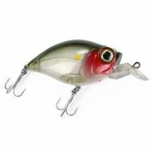 Catchslide Fat Jack 2 Wobbler floating 200 7,5cm olive silver red