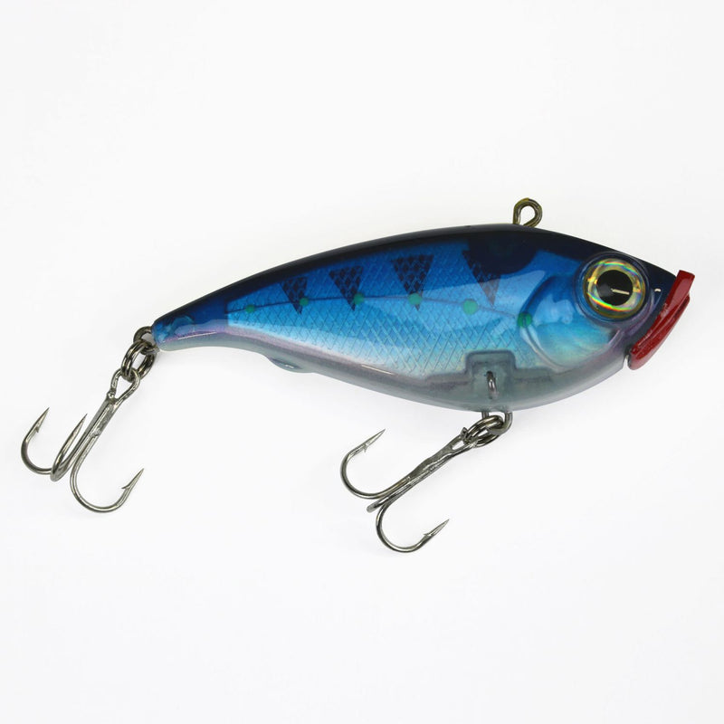 Catchslide Bottom Seeker sinking 7,5cm mackrel blau
