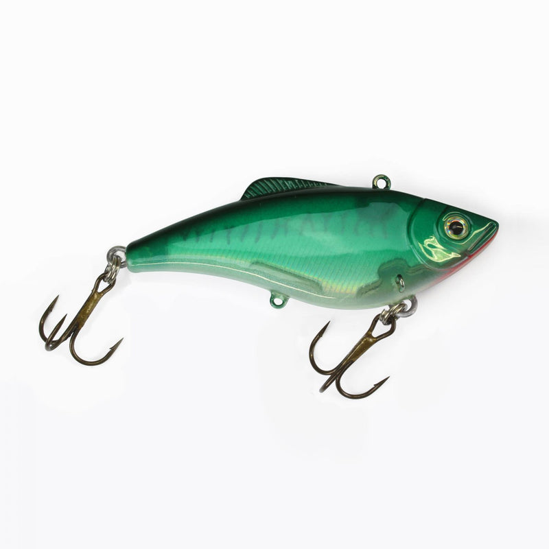 Catchslide Bottom Catcher 1 sinking 6cm mackrel green