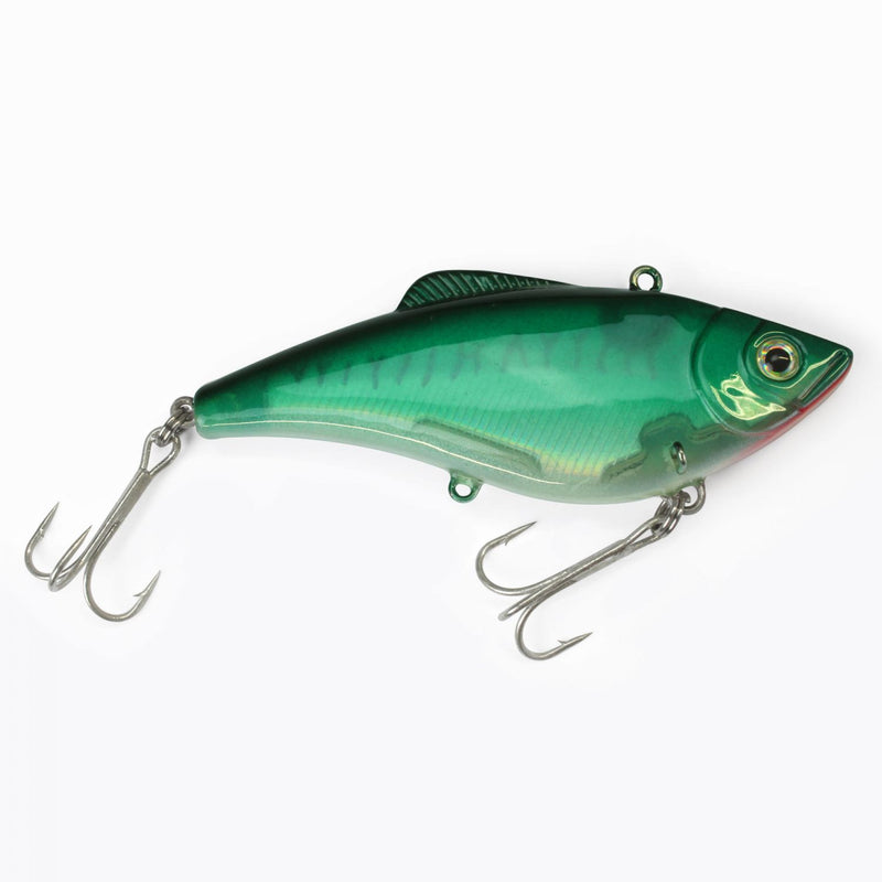 Catchslide Bottom Catcher 2 sinking 8cm mackrel green