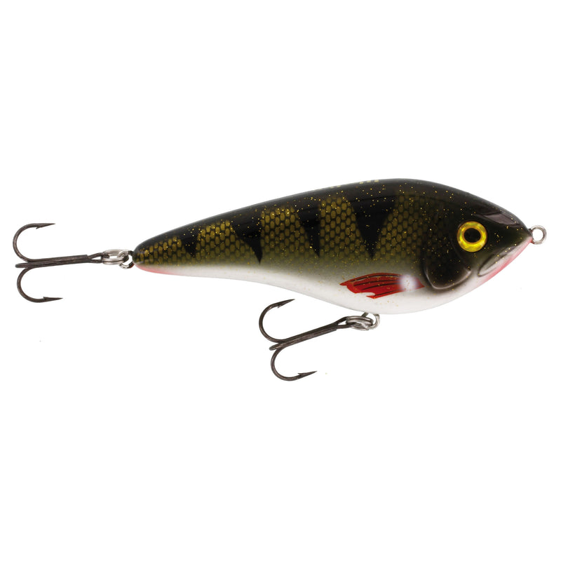 Swim (Jerkbait) 12cm sinking Natural Perch