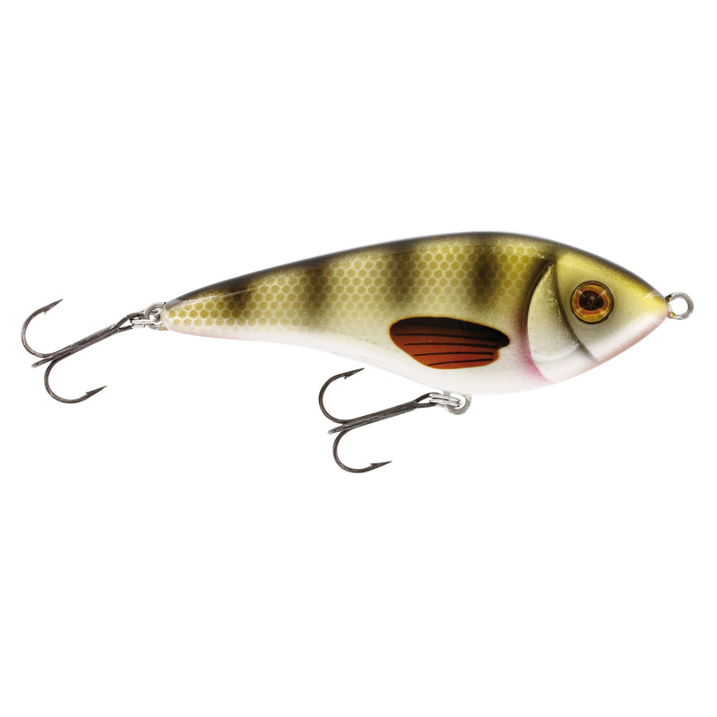 Swim (Jerkbait) 12cm Intermediate Crystal Perch