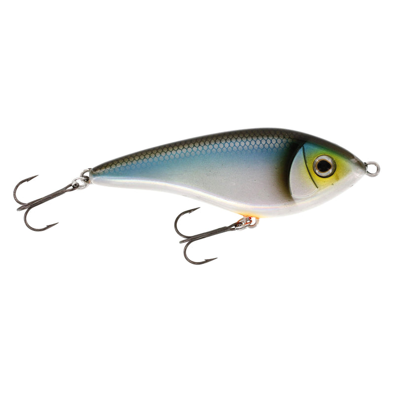 Swim (Jerkbait) 12cm Intermediate Blueback Hering