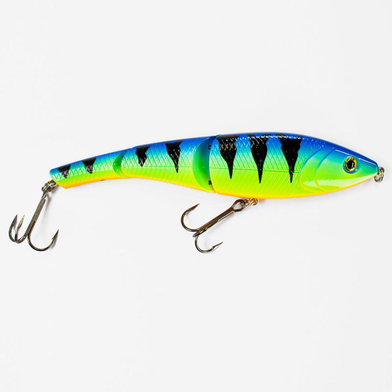 Kickin Stick Swimbait Wobbler  Blue Parrot (556)
