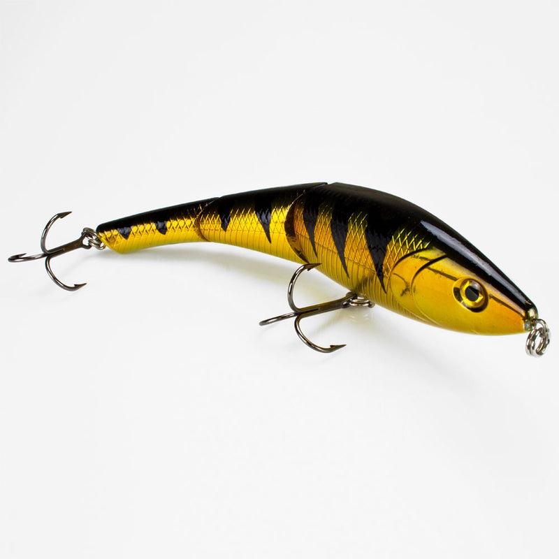 Kickin Stick Swimbait Wobbler 20cm Chrome Perch (590)