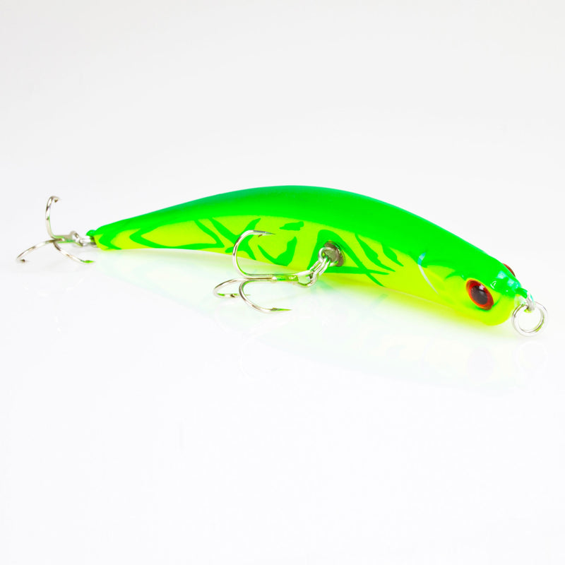 Crank Bait green tiger