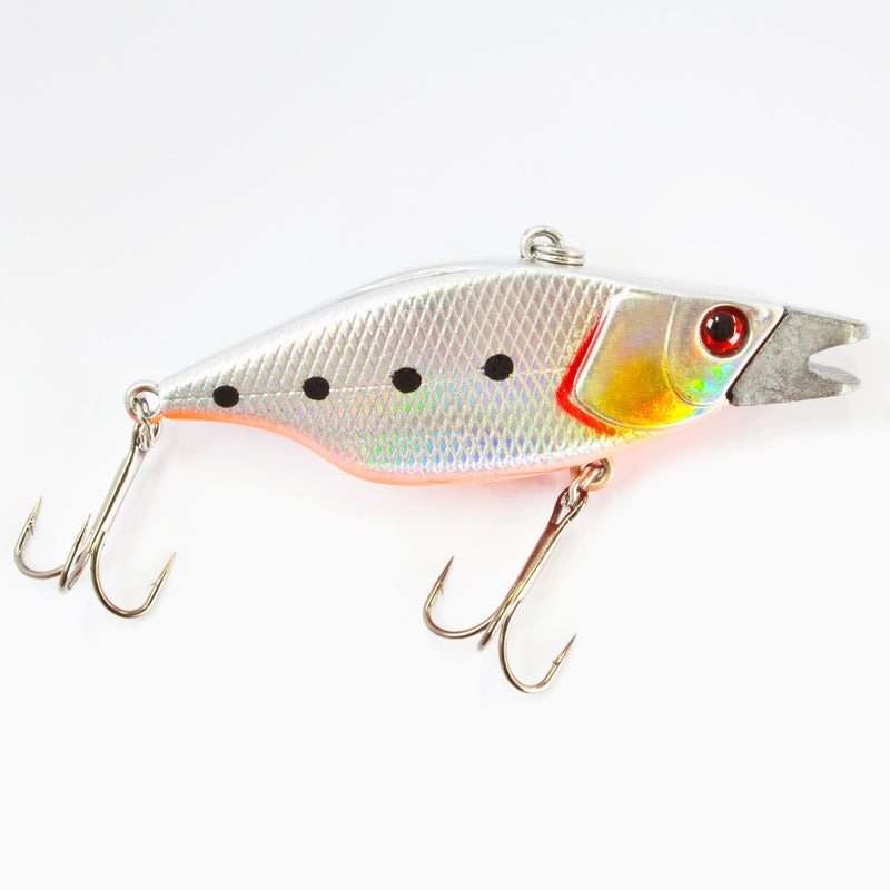 Dr. Rattler deep 17g Farbe Silver Surfer UV Belly