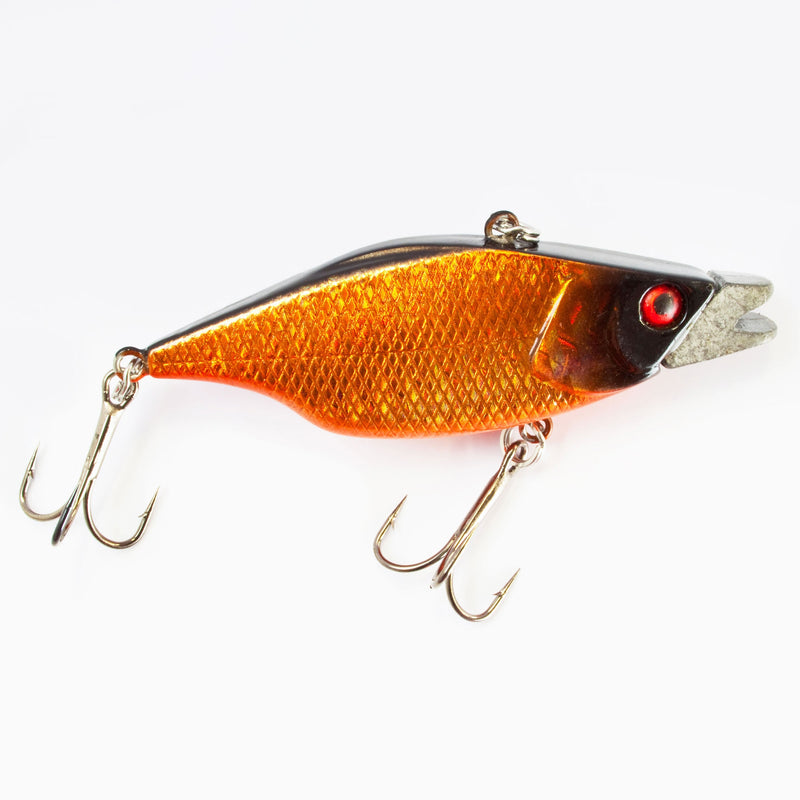 Dr. Rattler deep 17g Farbe Dark Kopper UV Belly
