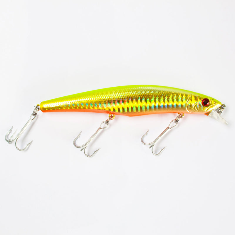 Pike Flash 20g Farbe Chartreuse Gold Flash