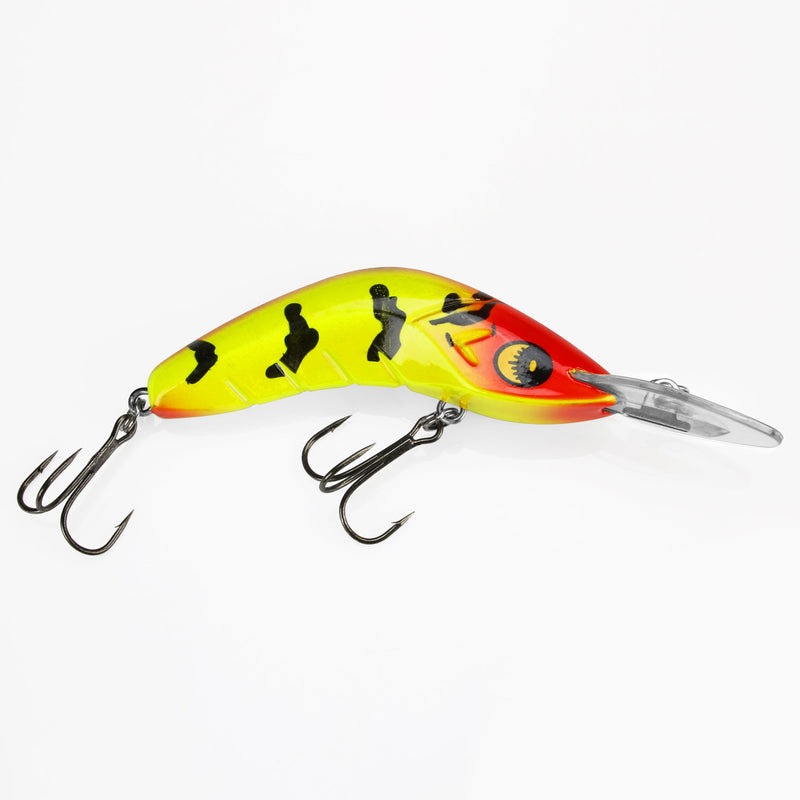 Pike Troller 19g Farbe Yellow Tiger U.V.