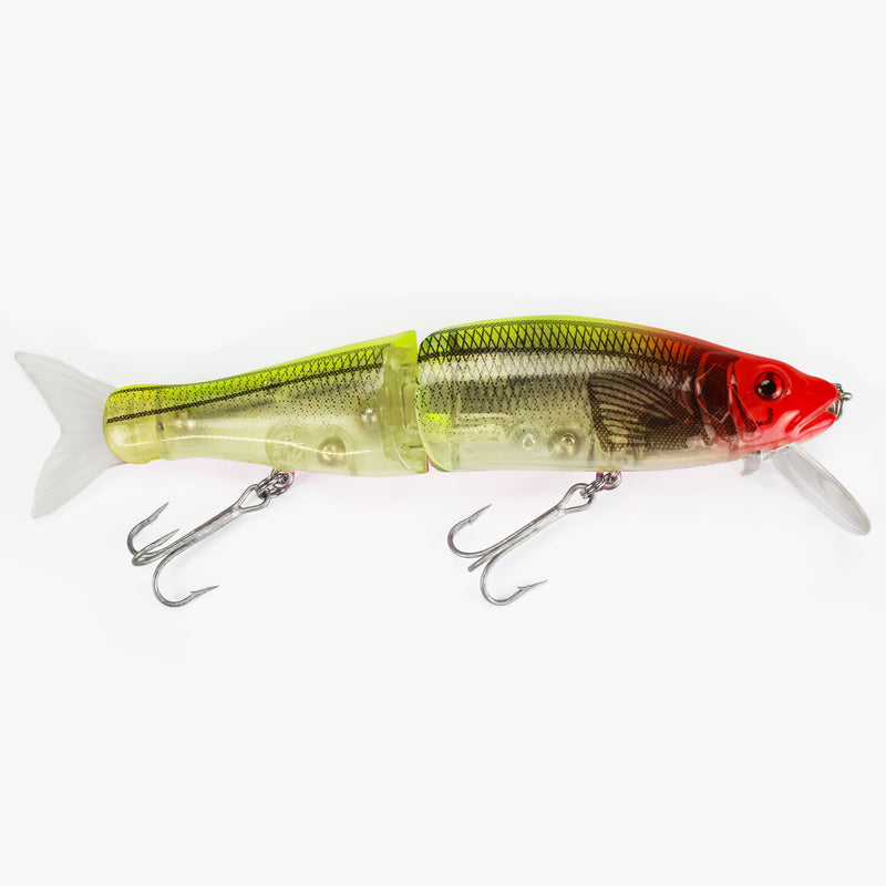 Roach Swimbait 2-tlg. 31g Farbe Clear Clown