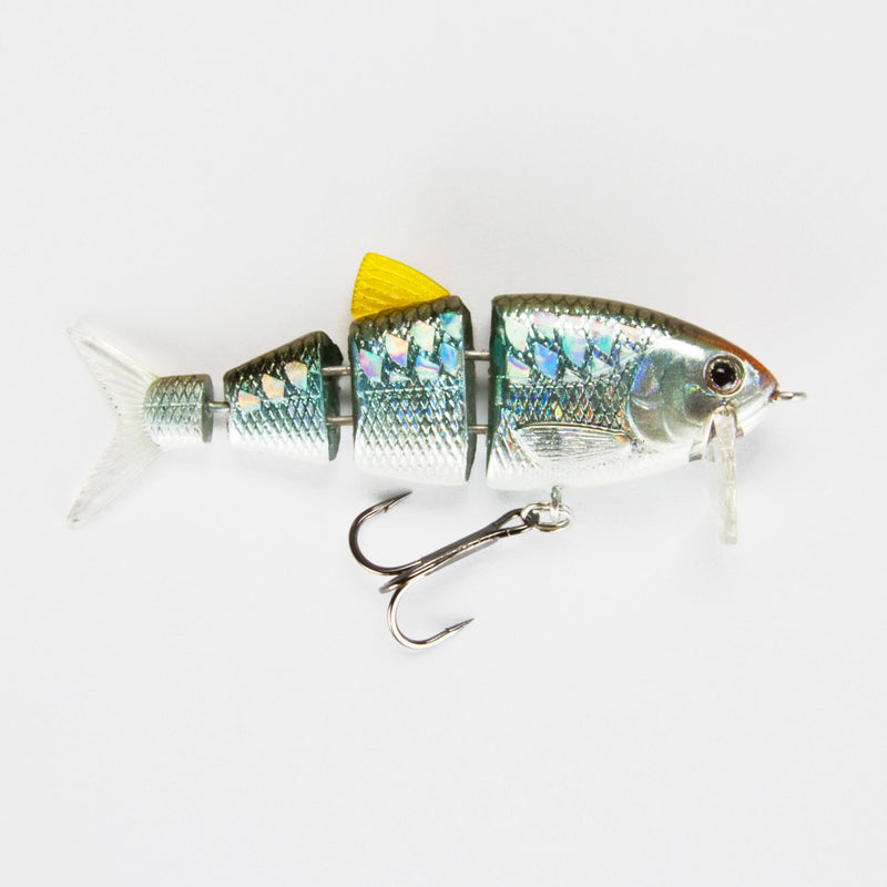 "SPRO Swimbait BBZ-1 2,5"" Crank-N-Swim"