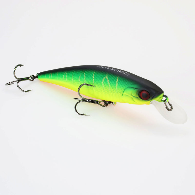 Squad Minnow 95 SP Mat Tiger