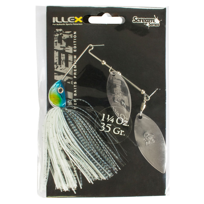 Illex Spinnerbait Crusher 1 1/4oz