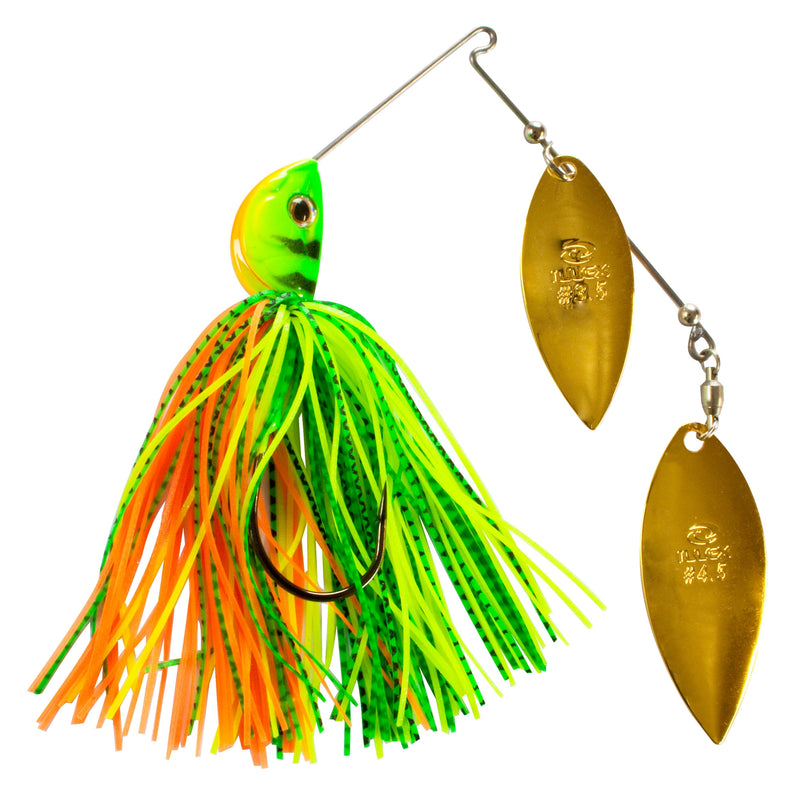 Spinnerbait Crusher 1 1/4oz  Fire Tiger