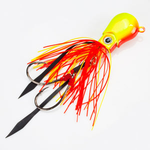Team Deep Sea Brainpower V2 Squid Jig