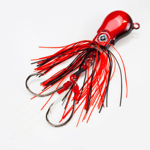 Brainpower V2 Squid Jig 120g Seadevil