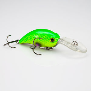 DD Searcrank 58 magic chartreuse