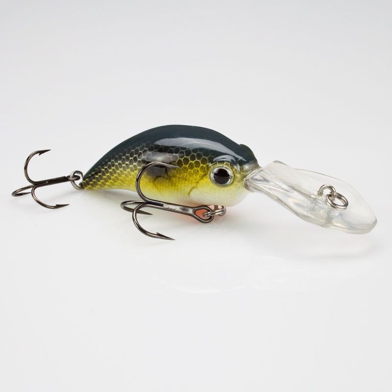 DD Searcrank 58 supersexy chartreuse shad